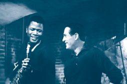 Festa del Cinema di Roma, Sidney Poitier e Paul Newman protagonisti dell'immagine ufficiale