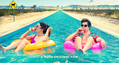 Le clip italiane di Palm Springs, dal 22 ottobre al cinema