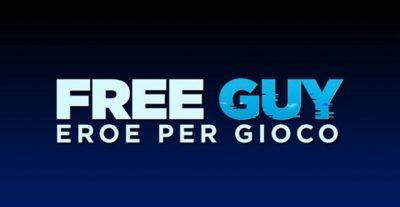 Free Guy – Eroe per gioco, Il nuovo trailer italiano, Prossimamente al cinema