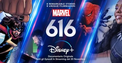 DISNEY+: Il primo trailer di Marvel 616
