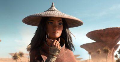 Raya e l'ultimo drago, primo trailer e poster