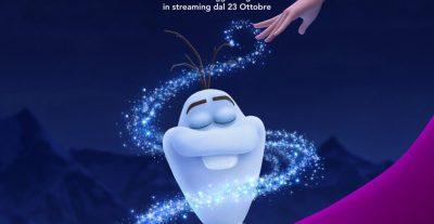 La storia di Olaf sarà proiettato ad Alice nella città il 24 ottobre