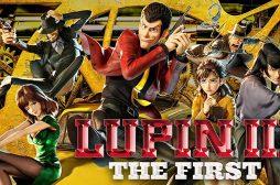 Lupin III – The First, da oggi disponibile in DVD e Blu-Ray grazie ad Anime Factory