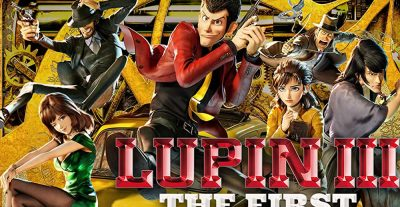 Lupin III – The First, da oggi disponibile in DVD e Blu-Ray grazie ad Anime Factory