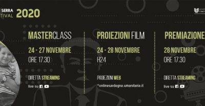 Il Fiorenzo Serra Film Festival in streaming dal 24 al 28 novembre