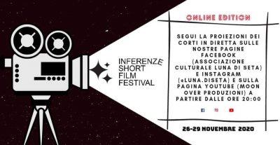 INFERENZE SHORT FILM FESTIVAL: dal 26 al 29 novembre in visione gratuita da casa