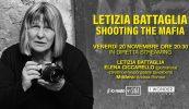 #iorestoinSALA, Venerdì 20 novembre introduzione in diretta streaming di Letizia Battaglia – Shooting the Mafia