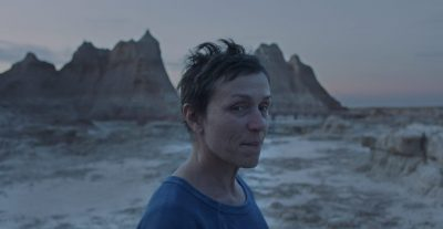 NOMADLAND, vincitore di 3 premi Oscar dal 29 aprile al cinema