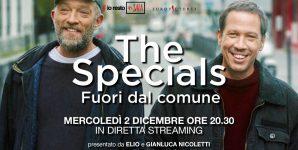 #iorestoinSALA: Domani alle 20.30 introduzione in diretta streaming di The Specials-Fuori dal Comune