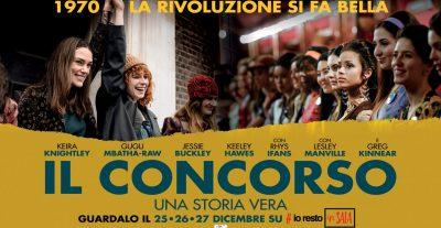 """#iorestoinSALA, il circuito di Cinema di qualità annuncia il Film di Natale: """"Il Concorso"""""""