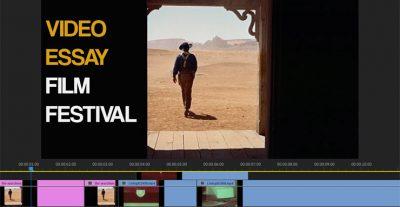 Seconda edizione del Video Essay Film Festival