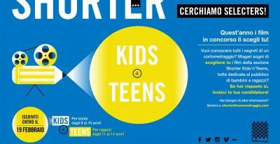 ShorTS International Film Festival cerca giovani selezionatori