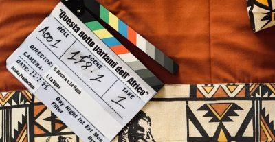 Al via le riprese in Kenya di Questa notte parlami dell'Africa
