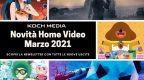 Koch Media Italia: Le novità Home Video di Marzo