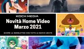 Koch Media Italia: Le novità Home Video di Marzo