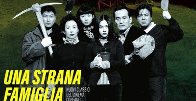 FAREASTREAM, Una strana famiglia -Nuovi classici del K-Cinema