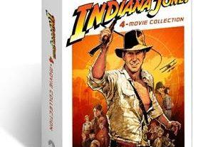 Indiana Jones e Super8 disponibili dall'8 giugno 2021 in 4K e UltraHD