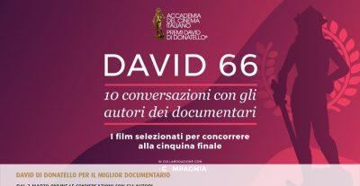 David di Donatello per il Miglior Documentario