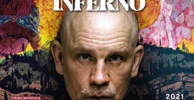 John Malkovich Inferno in prima assoluta il 24 giugno all'Emilia Romagna Festival