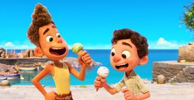 LUCA, nuovo trailer, su Disney+ dal 18 giugno