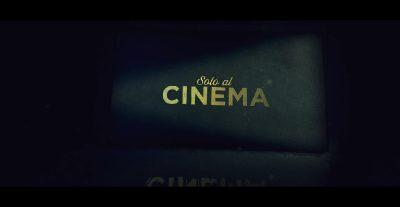 #soloalcinema, il progetto per il rilancio del cinema in Italia