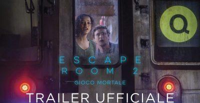 Escape Room 2: Gioco Mortale, Trailer Ufficiale
