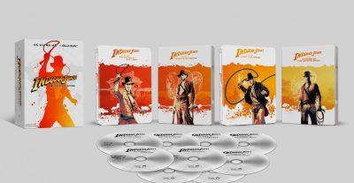 Indiana Jones 4 Movie collection, Gianni Canova presenta la nuova edizione