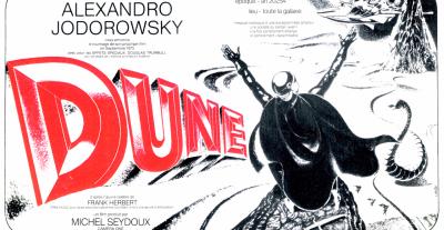 Jodorowsky's Dune al cinema dal 26 agosto