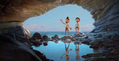 Luca, le voci italiane a Genova, dal 18 giugno su Disney+