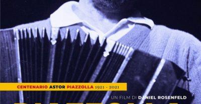 Piazzolla La Rivoluzione del Tango da ottobre in sala