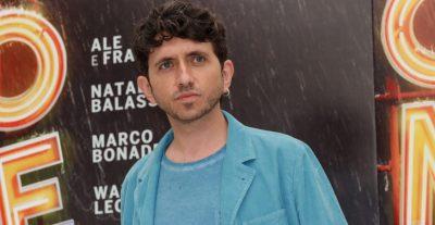 Vincenzo Zampa, aspirante comico per Gabriele Salvatores