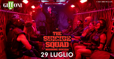 The Suicide Squad – Missione suicida, in anteprima #GIFFONI50PLUS