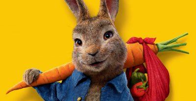 Peter Rabbit 2: un birbante in Fuga, finalmente al cinema