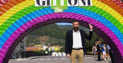 Alessandro Zan e Riccardo Nencini a #Giffoni50plus