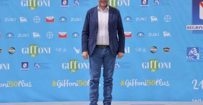 Il Ministro Giancarlo Giorgetti a #Giffoni50plus
