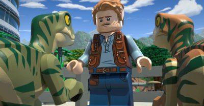 Lego Jurassic World: La leggenda di Isla Nublar in Prima TV