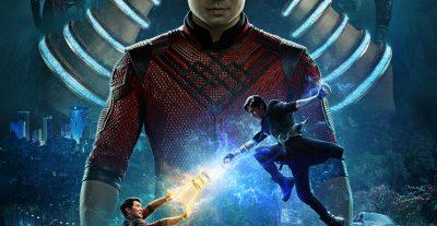 Shang – Chi e la leggenda dei dieci anelli, nuovo poster