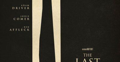 The Last Duel, dal 14 ottobre al cinema