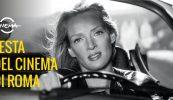 Festa del Cinema di Roma, Uma Thurman protagonista dell'immagine ufficiale