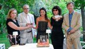 Venezia78: A Karine Tuil il Premio Kinéo