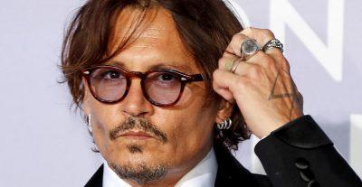 Johnny Depp ad Alice nella Città con TaTaTu